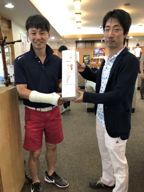NBC会員交流 ゴルフ大会 in 長岡